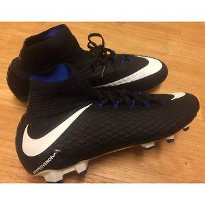 Nike Hypervenon Phatal III soccer cleats size 12